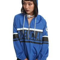 Harry Potter Ravenclaw Girls Windbreaker
