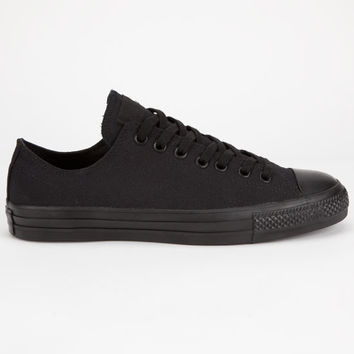 Converse Ctas Pro Mens Shoes Black/Black  In Sizes