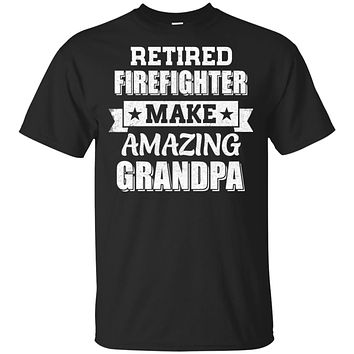 Funny Retired Firefighter Make Amazing Grandpa Gifts