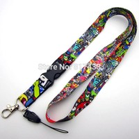 JDM BRIDE Lanyard Keychain Quick Release for HONDA CIVIC TYPE R S2000 INTEGRA DC5 EK