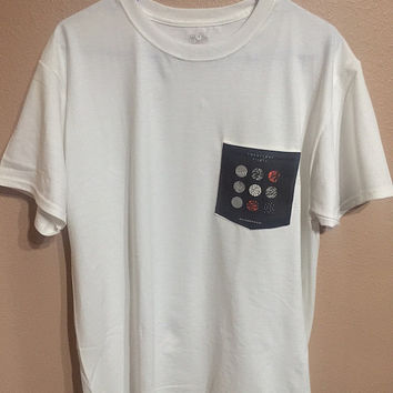 Twenty One Pilots Blurryface Pocket Shirt