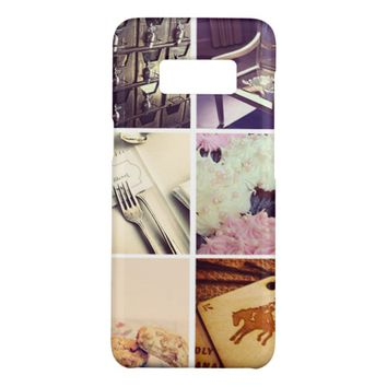 Create Your Own Instagram Samsung Galaxy S8 Case