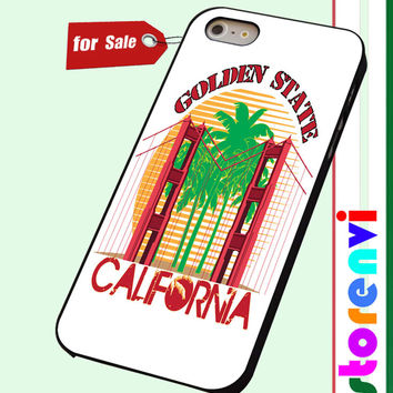 California The Golden State custom case for smartphone case