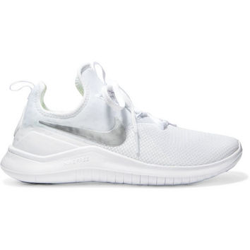 Nike - Free TR 8 stretch-knit and mesh sneakers
