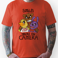 Smile at Freddy Fazbear's Pizza! Shirt/Hoodie/Sticker Unisex T-Shirt