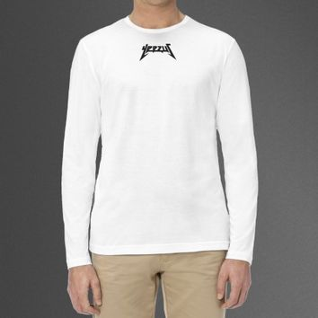 Kanye West Yeezus Glastonbury Long Sleeve T-Shirt - WEHUSTLE | MENSWEAR, WOMENSWEAR, HATS, MIXTAPES & MORE