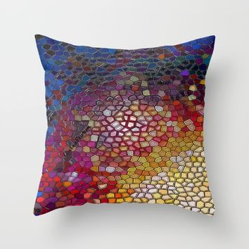 :: Super Nova :: Throw Pillow by :: GaleStorm Artworks ::