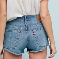 Levi's 501 High-Rise Denim Shorts