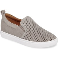 Caslon® Eden Perforated Slip-On Sneaker (Women) | Nordstrom