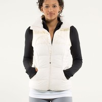 fluffin' awesome vest | women's outerwear | lululemon athletica