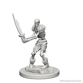 Dungeons & Dragons: Nolzur's Marvelous Unpainted Minis: Skeletons