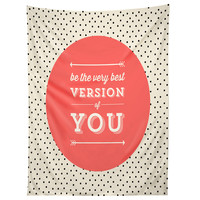 Allyson Johnson Be The Best Version Of You Tapestry