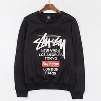 Stussy Top Sweater Pullover