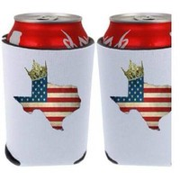 Texas koozie from PeaceLove&Jewels