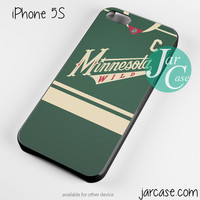 minnesota hockey jersey Phone case for iPhone 4/4s/5/5c/5s/6/6 plus