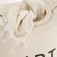 Clean/Dirty AF Standing Laundry Bag Hamper | Urban Outfitters