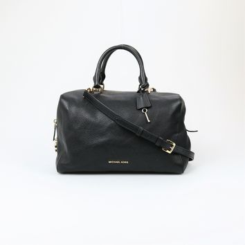 Michael Kors Large Leather Kirby Satchel