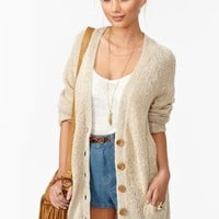 Sands Of Time Cardi