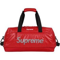 Supreme FW17 Duffle Bag - Red
