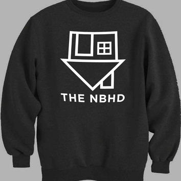The neighbourhood pocket logo Sweater for Mens Sweater and Womens Sweater *