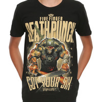 Five Finger Death Punch Got Your Six T-Shirt