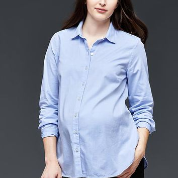 Gap Women Tailored Oxford Shirt