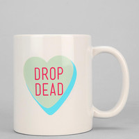Baron Von Fancy X UO Candy Heart Mug - Urban Outfitters