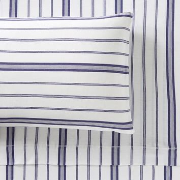 Hana Stripe Jersey Sheet Set