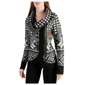Desigual Women's Printed Sweater