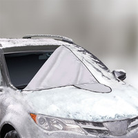 SnowShield Magnetic Windshield Cover