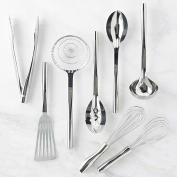 Williams-Sonoma Stainless-Steel 8-Piece Tools Set