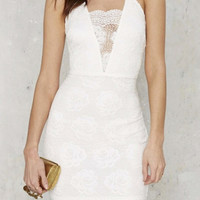 Strappy Crisscross Back Sleeveless Lace Mini Dress