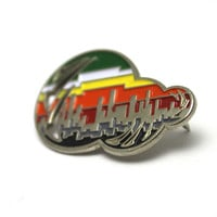 STS9 'Crypto City' Hat Pin