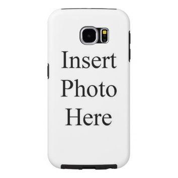 Design Your Own Custom Photo Samsung Galaxy S6 Cases