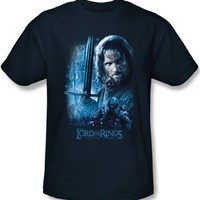 Lord of the Rings - Aragorn / King in the Making Men's T-Shirt