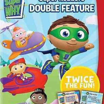 Super Why-Hansel & Gretel/Humpty Dumpty (Dvd/Dbfe/Super Readers)