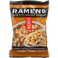 Koyo Dry Ramen - Tofu Miso - 2 Oz - Case Of 12