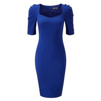 Cate Dress Blue | Shop by Occasion | Fever Designs