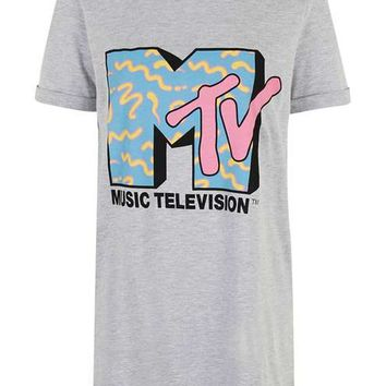 MTV Sleep Tee - New In This Week - New In