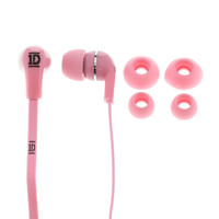 One Direction Light Pink Earbuds