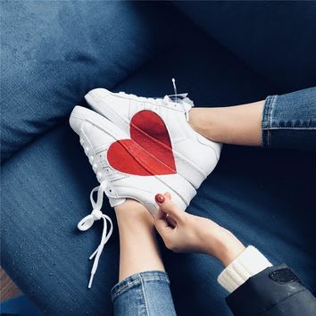 adidas Superstar 80s Half Heart Shoes Sneaker