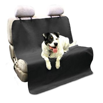 Car Pet Covers Car Seat Cover Protector Rear Bench Blanket Waterproof