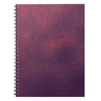 SPACE CLOUDS NOTEBOOK