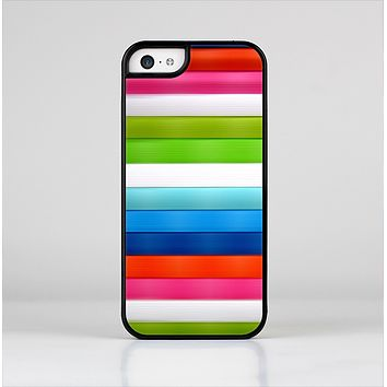 The Neon ColorBar Skin-Sert Case for the Apple iPhone 5c