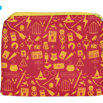 NEW Harry Potter Change Purse | Coin Purse | Business Card Holder