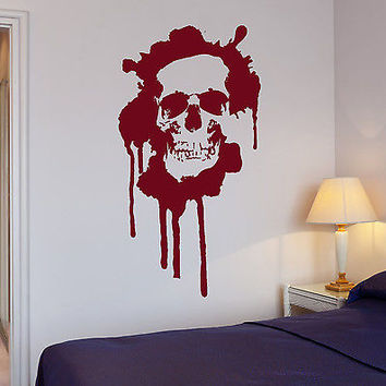 Best horror decals products on wanelo for Blood in blood out mural