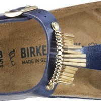 Birkenstock Gizeh Graceful Sea Blue
