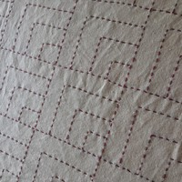 Knot n Stitch: From the Knotnstitch Studio - Experimenting with Sashiko