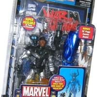 Marvel Legends Series 9 Action Figure War Machine Galactus BuildAFigure