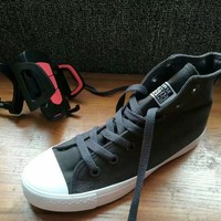 """""""Converse Chuck Taylor All Star II"""" Unisex Sport Casual High Help Shoes Canvas Shoes Couple Cloth Shoes"""